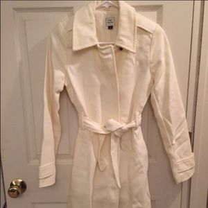 Old Navy belted long coat